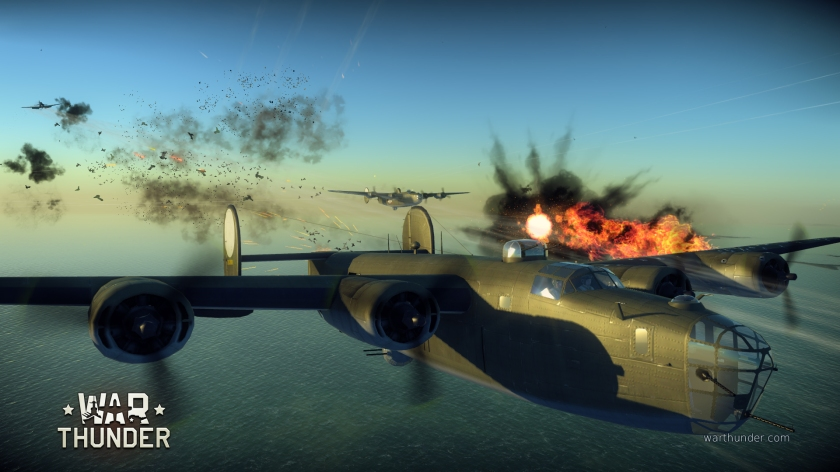 War Thunder Kamikaze